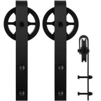 GPF0502.61 hanger set Teho zwart