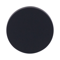 GPF0900VRAS blinde rozet 53x6mm antraciet