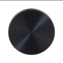 GPF0900VRP1 blinde rozet 53x6mm PVD antraciet