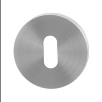 GPF0901.00 sleutelrozet 50x8mm RVS geborsteld
