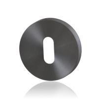 GPF0901.00P1 sleutelrozet 50x8mm PVD antraciet