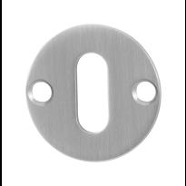 GPF0901.07 sleutelrozet 38x2mm RVS geborsteld