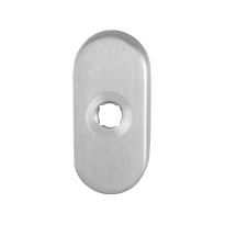 GPF1100.04 RVS ovale rozet 70x32x10mm