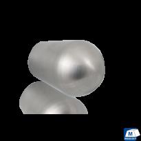 GPF5535 RVS meubelknop rond