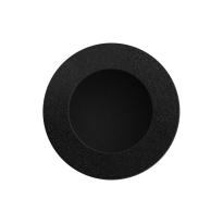 GPF8710.61 zwart schuifdeurkom