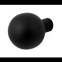 GPF8954.61zwart kogelknop 50mm