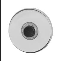 GPF9826.45 deurbel rond 50x6 mm RVS gepolijst
