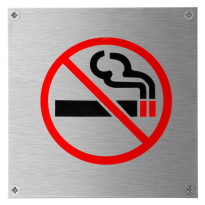 GPF0470.09 sign smoking not allowed