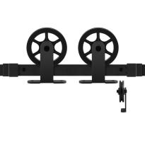 GPF0503.61 sliding door system Suuri black