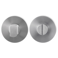 GPF0903.00 Turn and release set 50x8mm satin stainless steel