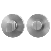 GPF0904.05 Turn and Release set 50x6mm satin stainless steel
