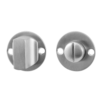 GPF0911.07 Turn and Release set 38x2mm satin stainless steel