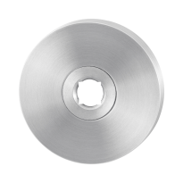 GPF1100.05 Rose 50x6mm satin stainless steel