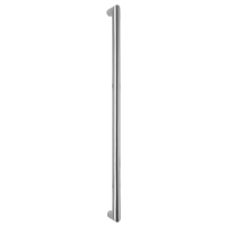 GPF19 pull handle straight 32x632mm satin stainless steel