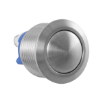 AG0391 Doorbell button satin stainless steel