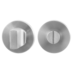 GPF0910.00 Turn and Release set 50x8mm satin stainless steel