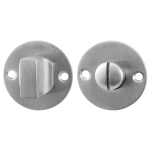GPF0910.06 Turn and Release set 50x2mm satin stainless steel