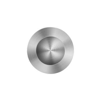 GPF0710.09B schuifdeurkom RVS geborsteld 50mm