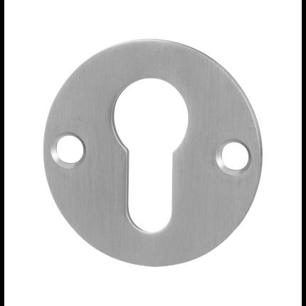 GPF0902.06 RVS cil.rozet rond 50x2mm