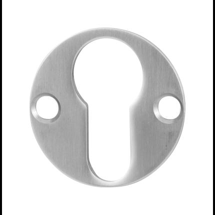 GPF0902.07 RVS cil.rozet plat 38x2mm