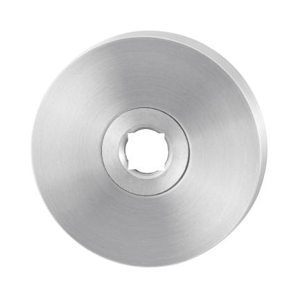 GPF1100.00 RVS ronde rozet 50x8mm