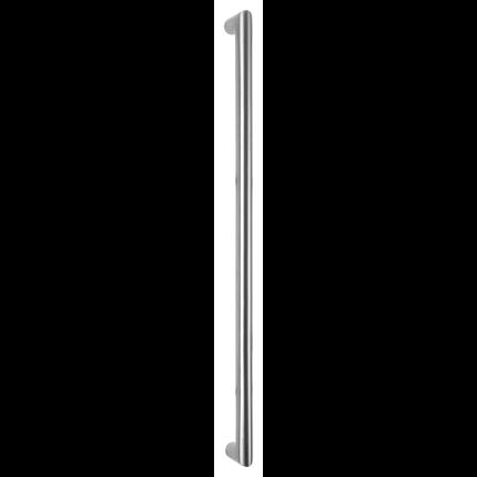 GPF19 deurgreep recht 32x1032mm RVS geborsteld