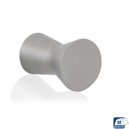 GPF5505.30 RVS meubelknop rond 30mm