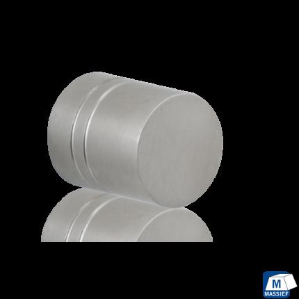 GPF5510.35 RVS meubelknop rond 35mm