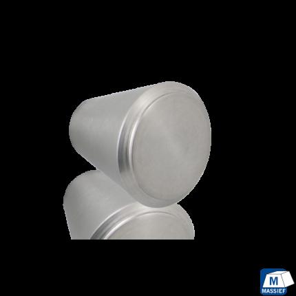 GPF5545.20 RVS meubelknop rond 20mm