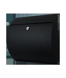 Mailbox in black