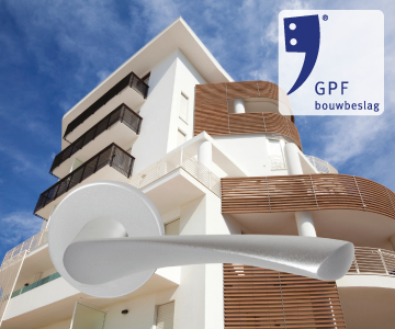 GPF bouwbeslag finish aluminium