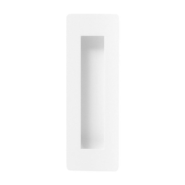 GPF sliding door bowl in white