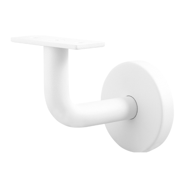 GPF handrail holder in white