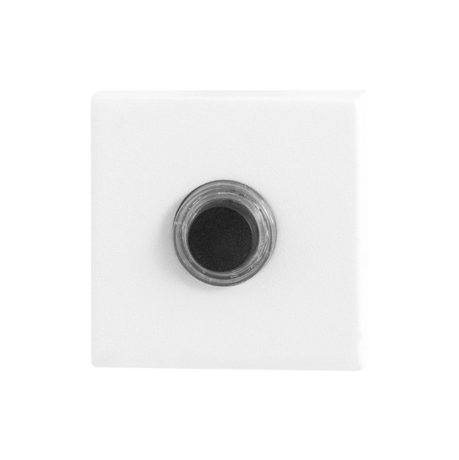 GPF doorbell in white