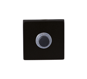 GPF doorbell in black