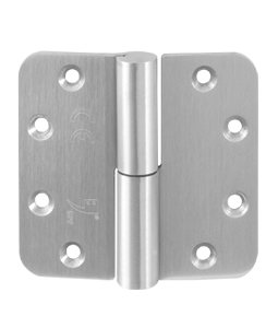 RVS lift-off hinges
