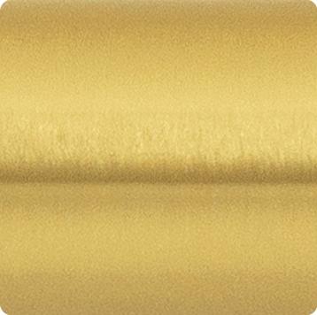 PVD satin brass